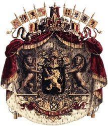 Личный герб Альберта II
