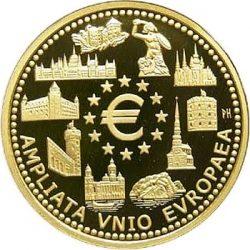 100 евро, Бельгия (Расширение ЕС)