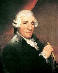 Йозеф Гайдн (портрет работы Томаса Харди, 1792)
