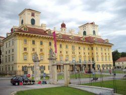 Дворец Эстерхази в Фертёде был значительным культурным центром Австро-Венгрии