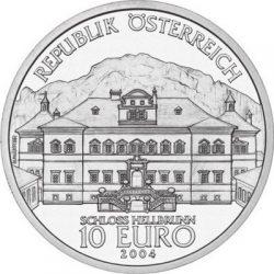 10 евро, Австрия (Замок Хельбрунн)