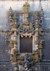 Окно в монастыре в стиле «мануэлино» (ок.1510-1513)