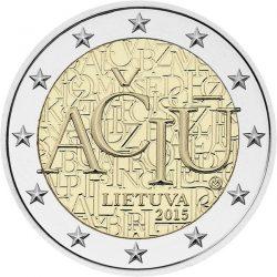 2 евро, Литва (Литовский язык)