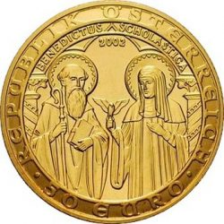 50 евро, Австрия (Христианские религиозные ордена)
