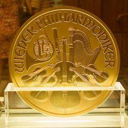 100.000 евро, Австрия (Венский филармонический оркестр)