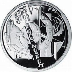 10 евро, Германия (100 лет Немецкому музею)