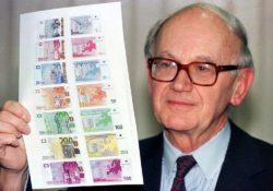 Александр Ламфалусси, первый президент Европейского валютного института