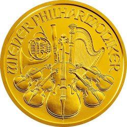 2.000 евро, Австрия (Венский филармонический оркестр)