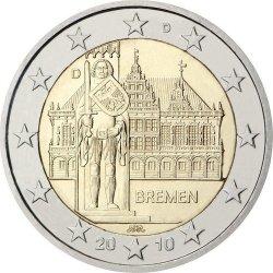 2 евро, Германия (Бремен)