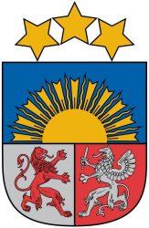 Малый герб Латвийской Республики