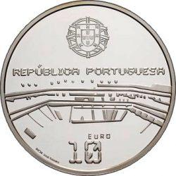 10 евро, Португалия (Чемпионат мира по футболу 2006 в Германии)