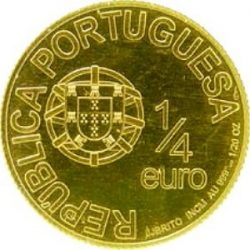 1/4 евро, Португалия (Афонсу I Великий)