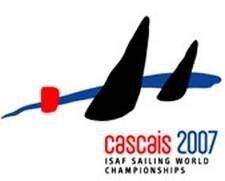 Логотип Чемпионата мира по парусному спорта 2007 года