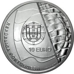 10 евро, Португалия (Чемпионат мира по парусному спорту)