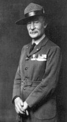 Роберт Баден-Пауэлл (1919 г.)