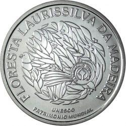 5 евро, Португалия (Лавровые леса на о.Мадейра)