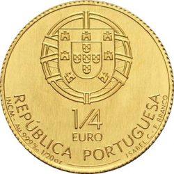 1/4 евро, Португалия (Диниш I)