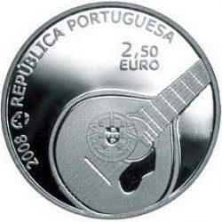 2,5 евро, Португалия (Музыкальный стиль фаду)