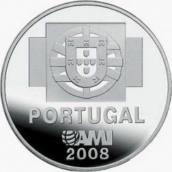 1,5 евро, Португалия (Монета против равнодушия)