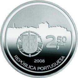 2,5 евро, Португалия (Исторический центр г.Порту)