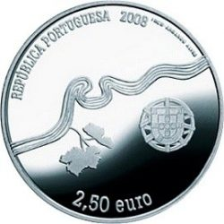 2,5 евро, Португалия (Винодельческий регион Альто Дору)