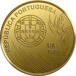 1/4 евро, Португалия (Васко да Гама)