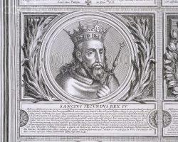 4-й король Португалии Саншу II