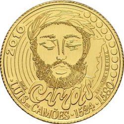 1/4 евро, Португалия (Луис Камоэнс)