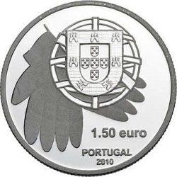 1,5 евро, Португалия (Одна монета, одна цель - борьба с голодом)