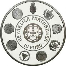 10 евро, Португалия (Эскудо)
