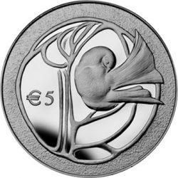 5 евро, Кипр (50 лет независимости Кипра)