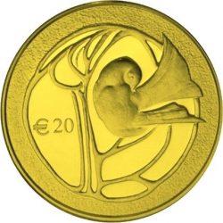 20 евро, Кипр (50 лет независимости Кипра)