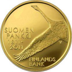 100 евро, Финляндия (200 лет Банку Финляндии)