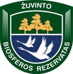 Žuvinto biosferos rezervatas logo
