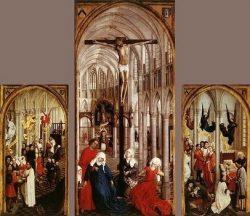 «Семь таинств» (Рогир ван дер Вейден, ок.1460)