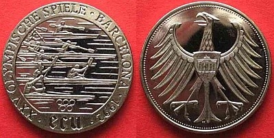 Этот ЭКЮ был отчеканен по заказу фирмы EMPORIUM на частном английском монетном дворе Pobjoy mint.