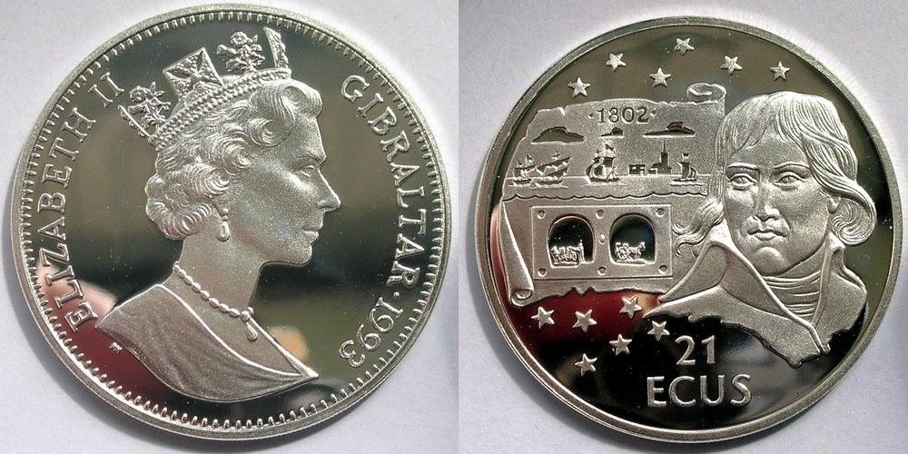 Экю монета коллекционирование монет сша