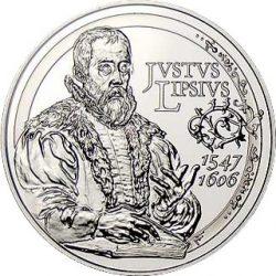 10 евро, Бельгия (400 лет со смерти Юста Липсия)