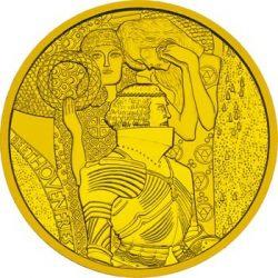 100 евро, Австрия (Венский Сецессион)