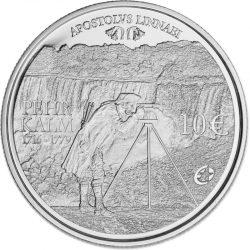 10 евро, Финляндия (Пер Кальм и европейские исследователи)