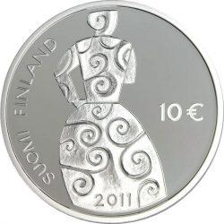 10 евро, Финляндия (Хелла Вуолийоки и равенство)