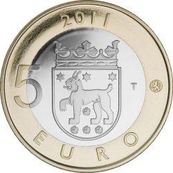 5 евро, Финляндия (Хяме)