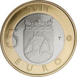 5 евро, Финляндия (Карелия)