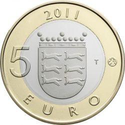 5 евро, Финляндия (Остроботния)