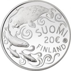 20 евро, Финляндия (Защита Балтийского моря)