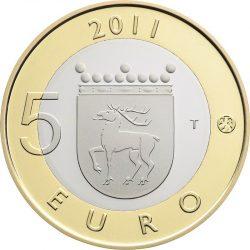 5 евро, Финляндия (Аландские острова)