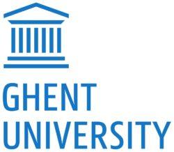 Логотоип Гентского университета