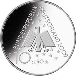 10 евро, Германия (100 лет хостел-движению)