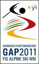Логотип Чемпионата мира по горнолыжному спорту 2011 г.