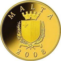 50 евро, Мальта (Оберж-де-Кастий)